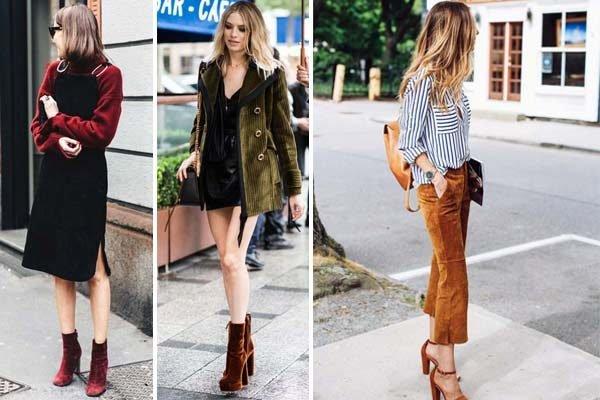 2018 sokak modası